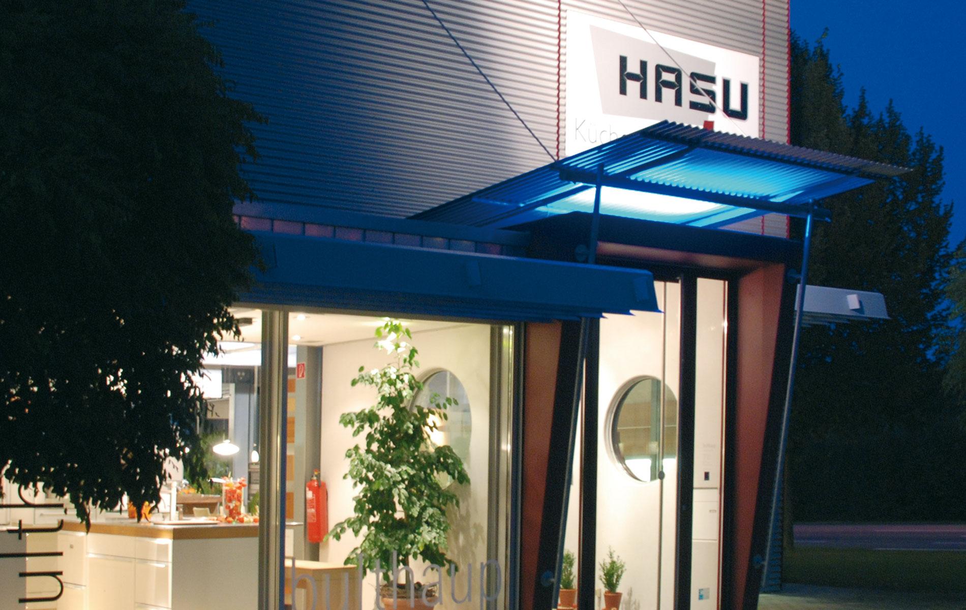 hasu-eingang